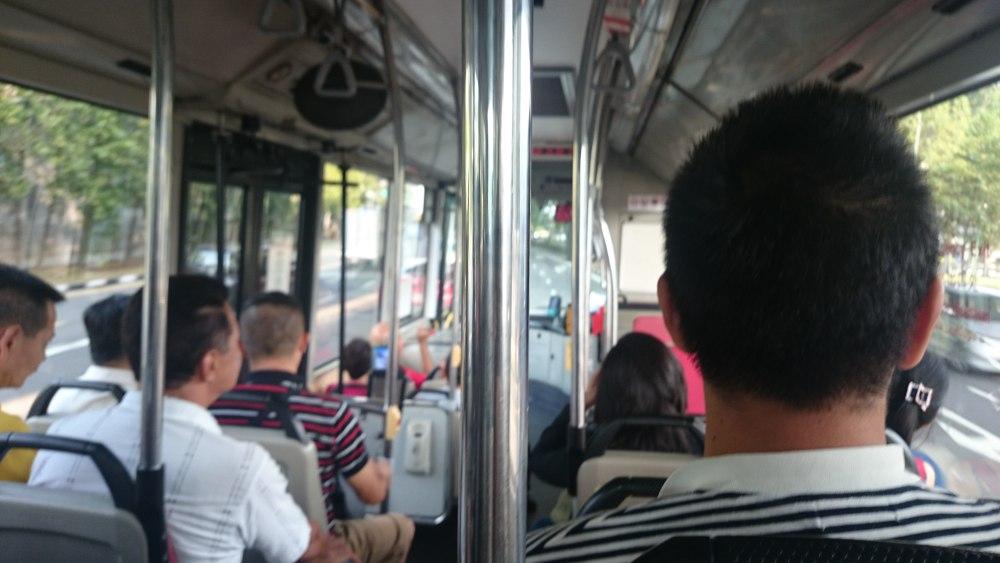 SINGAPORE ON A BUDGET: Transportation (3/3)
