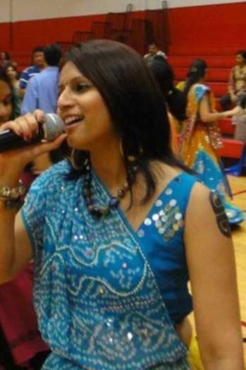 Garba Event - Tina Kundalia