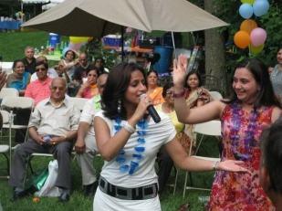 Outdoor Event - Tina Kundalia