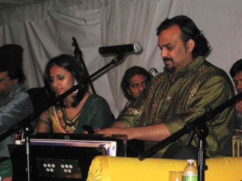 Tina Kundalia - Indian Singer from New York NY - Gazal event