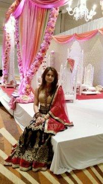 Tina_at_Payal_patel_wedding-2015