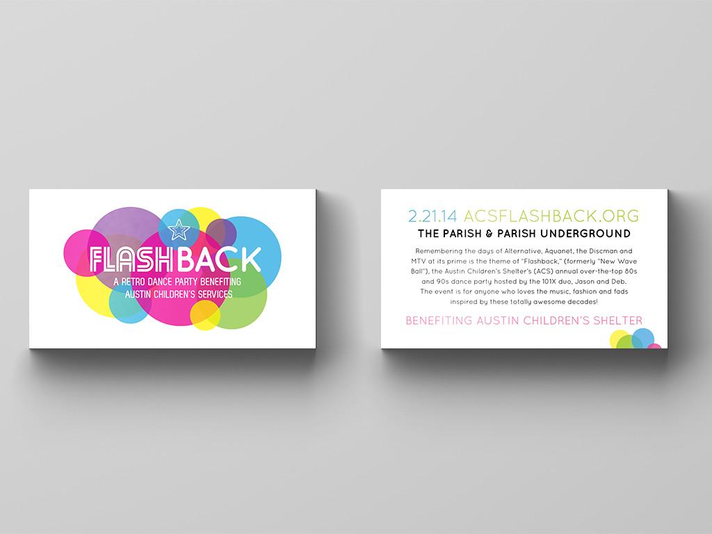 Flashback event card