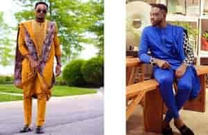 African mens wear 2018
