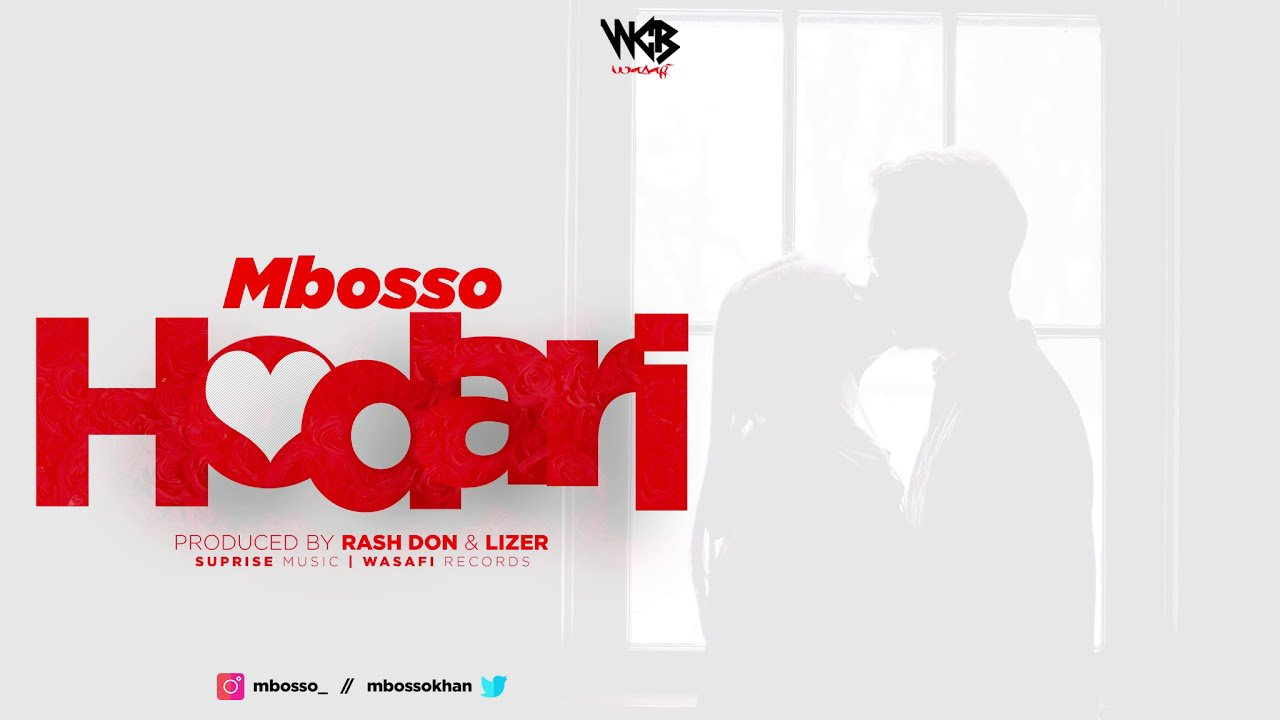 Mbosso Hodari Mp3 Lyrics Video Download New Song