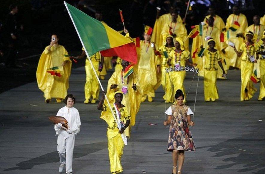 Senegal 2022 Olympics