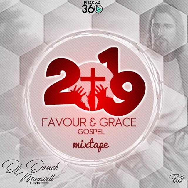 DJ Donak – Naija Gospel Mix 2019 (Nigerian Praise & Worship