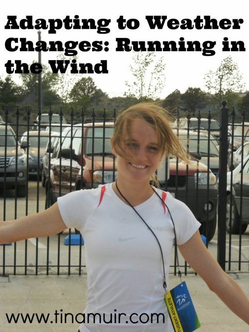 How to Modify Your Race Plan to Run in the Wind
