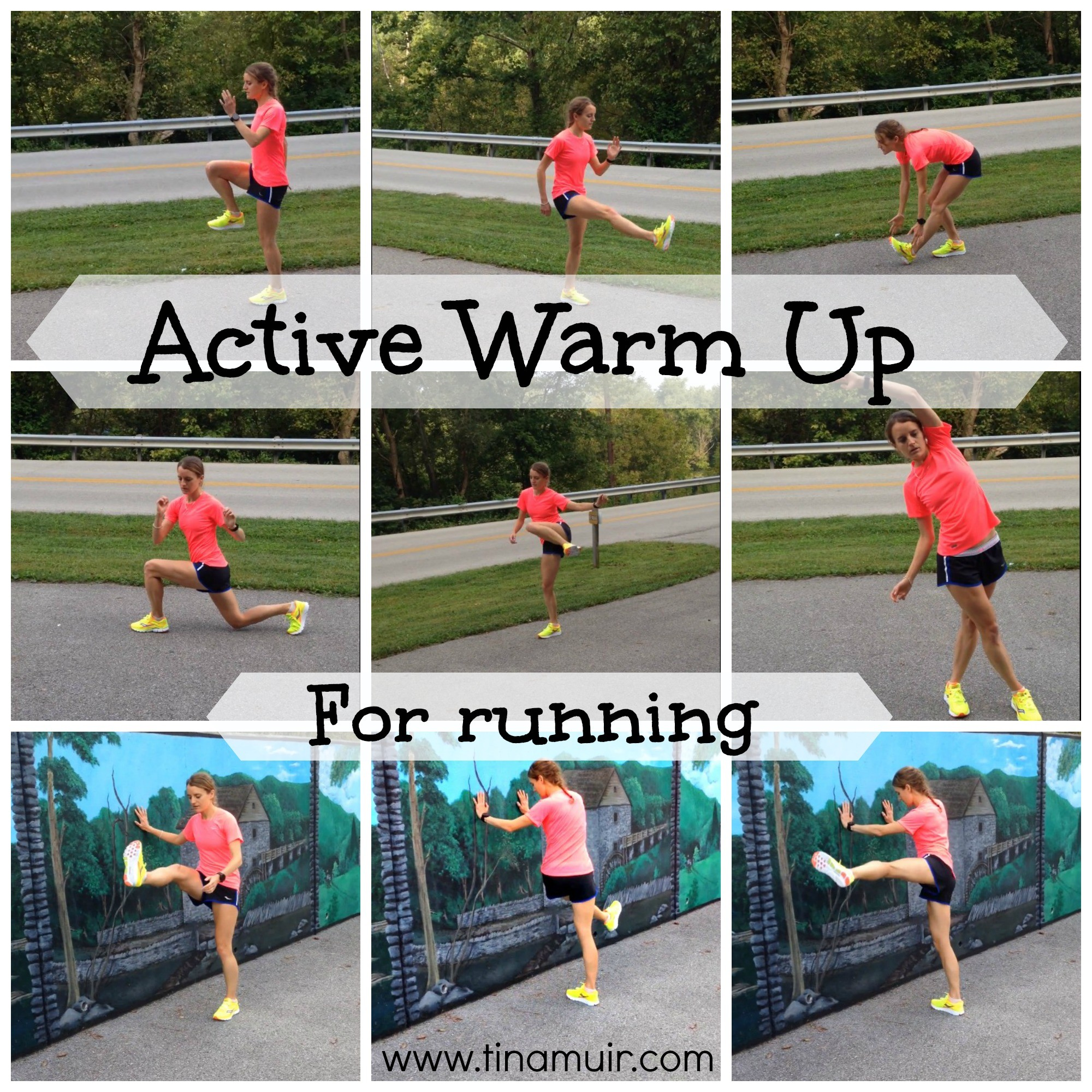 A Runners Guide for How to Use a Dynamic Warm Up