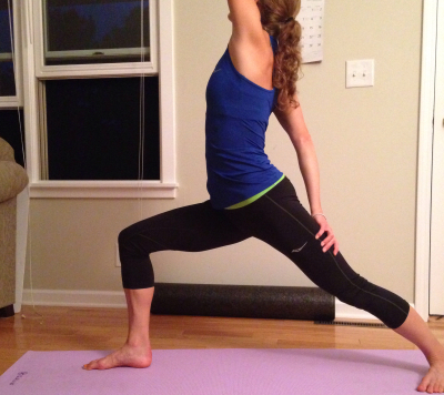 hip opening yoga stretches for runners • running for real