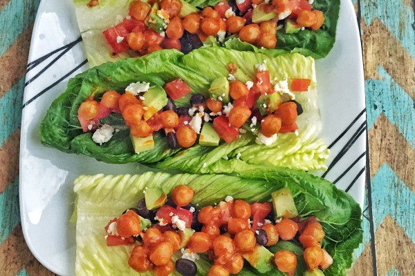 Make this delicious appetizer for your next dinner party. Elite runner Tina Muir shares this healthy, flavorful, easy-to-make dish for Meatless Monday!