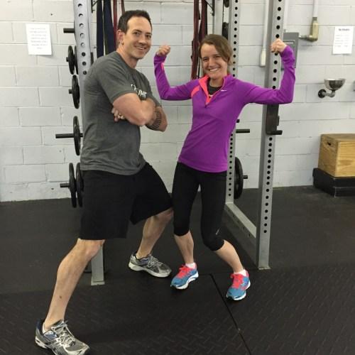 Drew Watts- Tina Muir Strength Coach