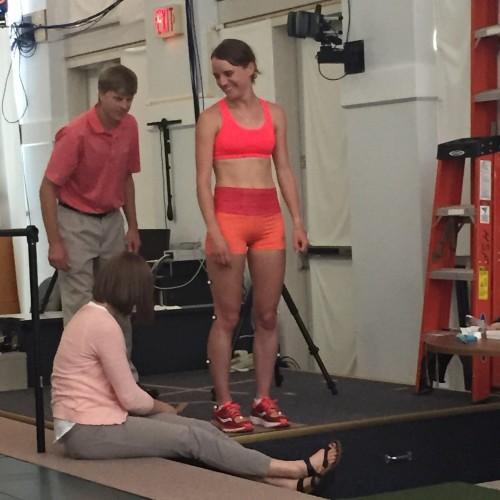 Tina Muir UVA Gait Treadmill 3