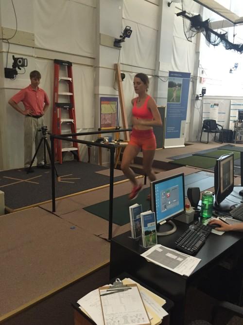 UVA Speed Clinic 2.0- Part One