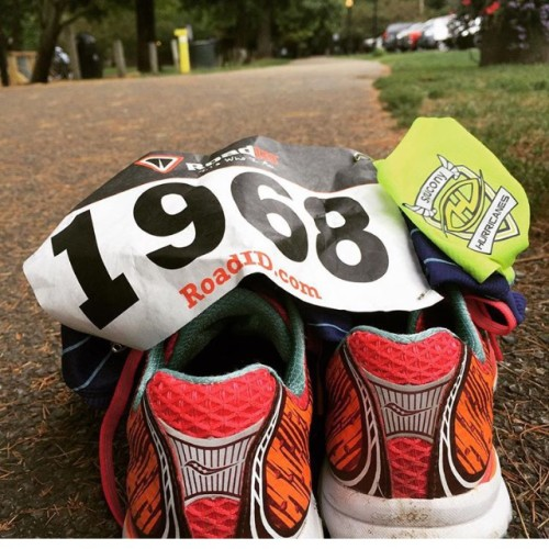 Chasing Down a Fast 5k- The Risk That Didn't Pay Off