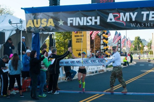 Winning the Army Ten Miler: My First Major Win!