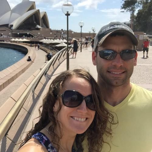 Honeymoon: Sydney