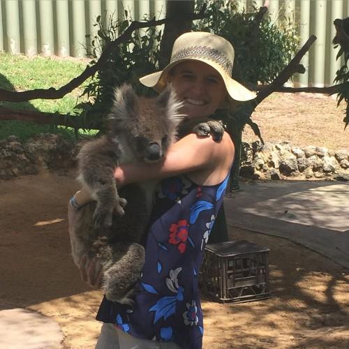 Honeymoon: Perth