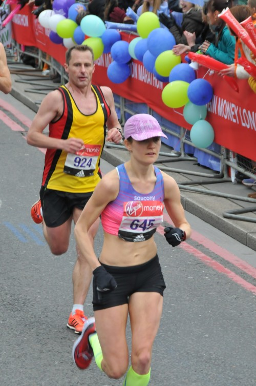 London Marathon 2016-7