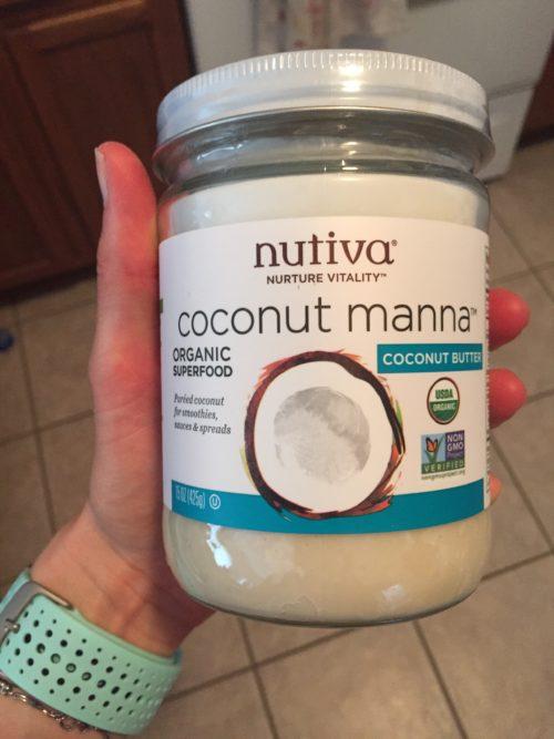 Tina Coconut Manna