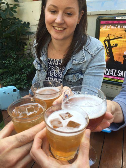 tina cheers