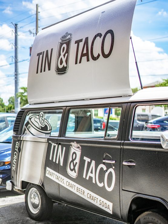 Tin and Taco Truck