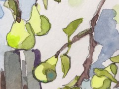 detail. Pears in the City