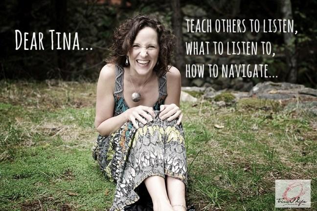 dear Tina Teach