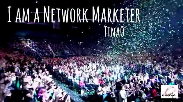 I am a network marketer