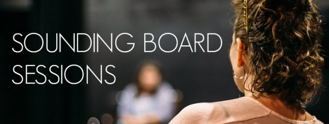 Sounding Board Sessions
