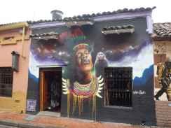 Graffiti Art, Bogota