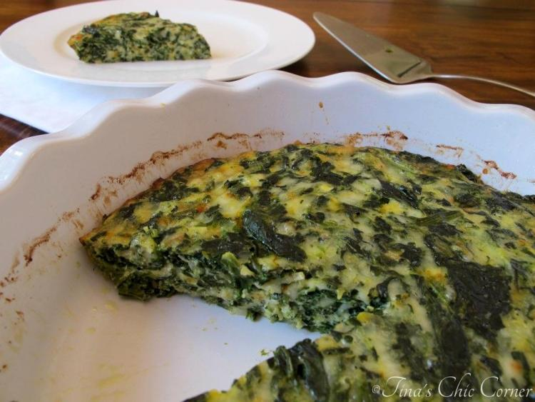 05Crustless Spinach Quiche