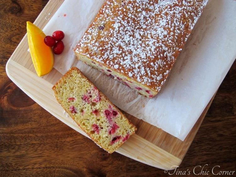 05Cranberry Orange Bread