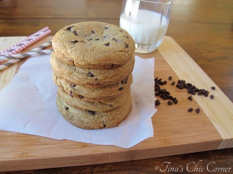 15Perfect Chocolate Chip Cookie