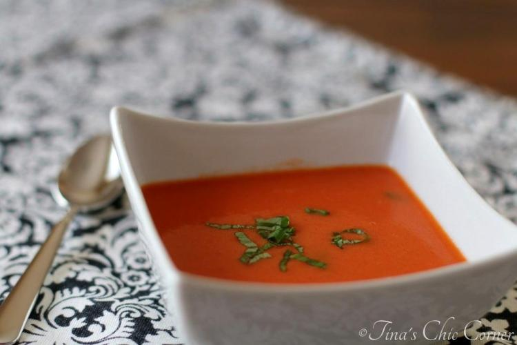 04Roasted Red Pepper Soup