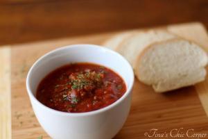 07Italian Meat Sauce