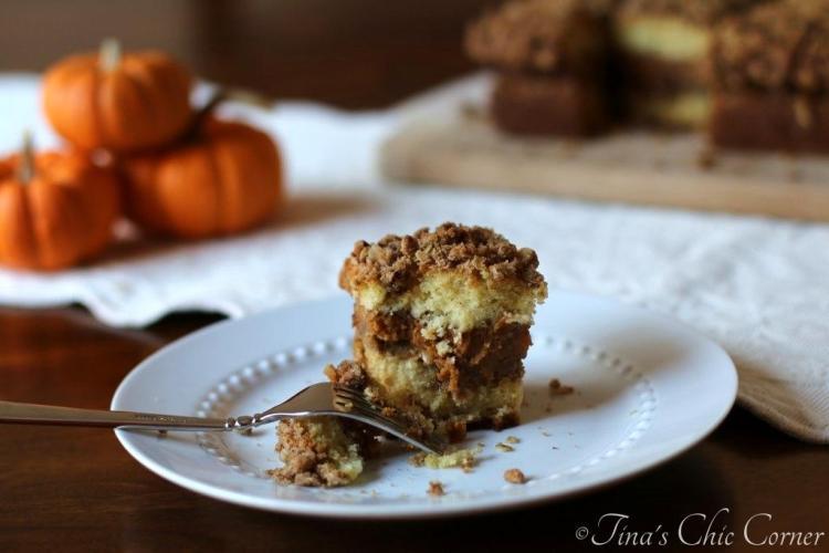 11Pumpkin Coffee Cake