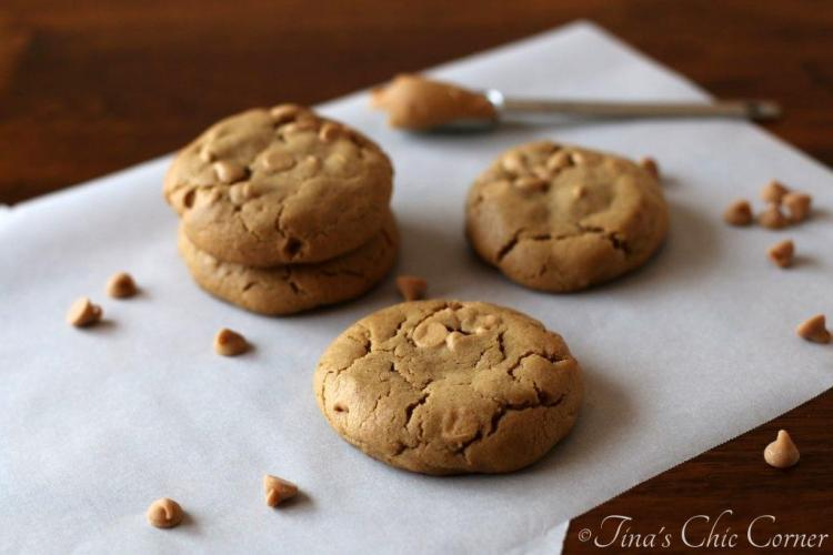 04Bakery Style XL Peanut Butter Cookies