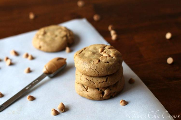 11Bakery Style XL Peanut Butter Cookies