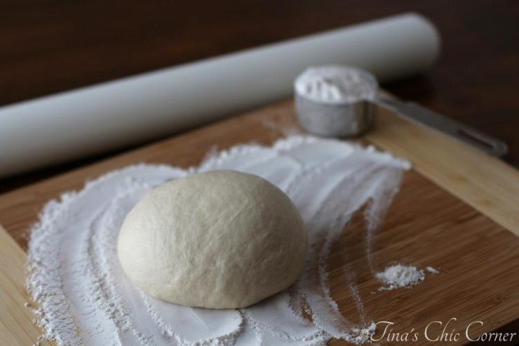 10Homemade Pizza Dough