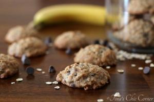 06Banana Chocolate Chip Cookies