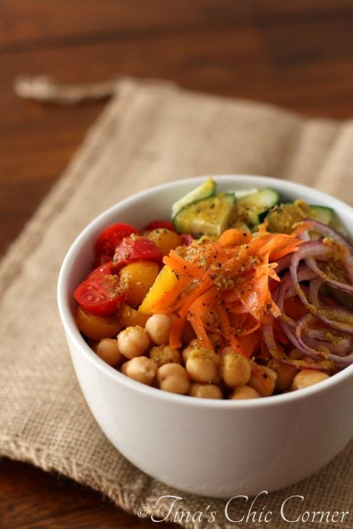 06Indian Chickpea Salad