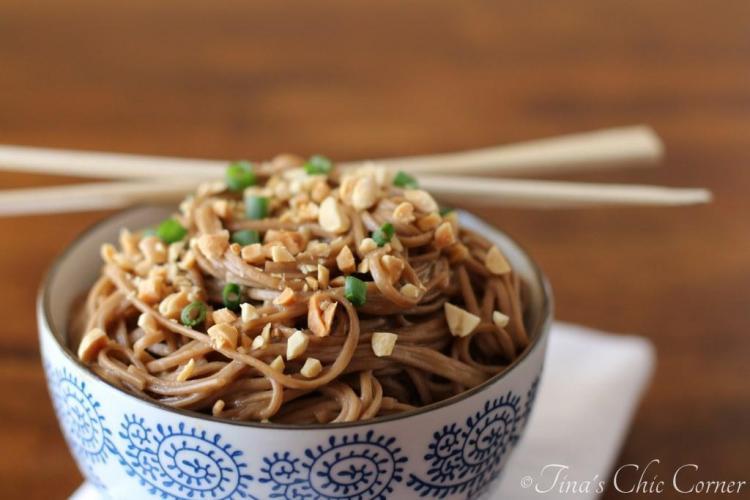 11Cold Soba Noodles