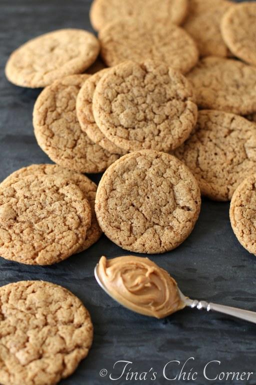 08Flourless Peanut Butter Cookies