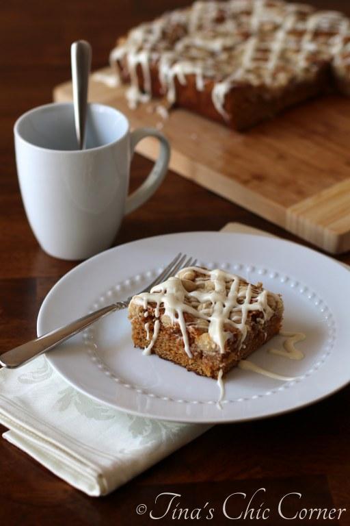 13Carrot Cake Crumb Cake