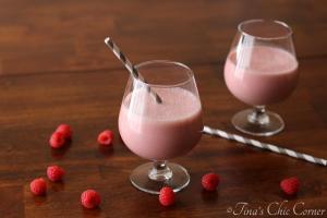 04Raspberry Vanilla Smoothie