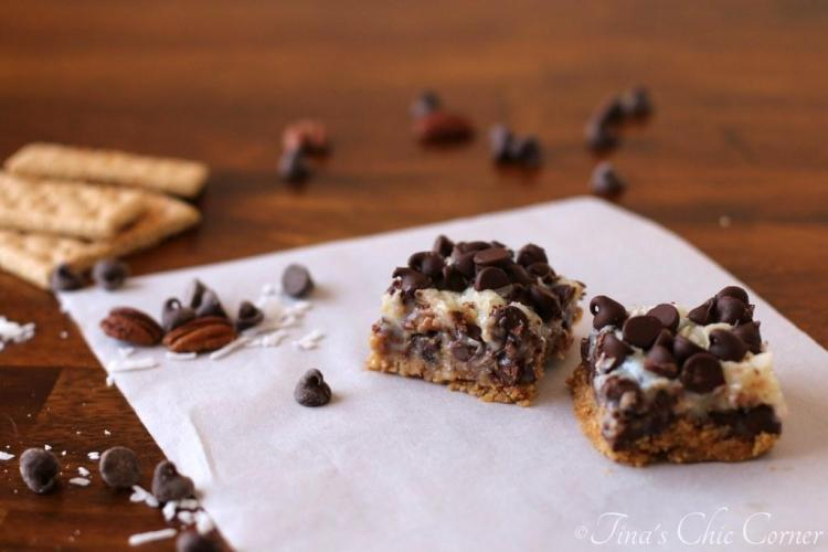 10Magic Cookie Bars