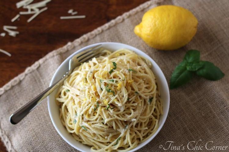 01Lemon Spaghetti