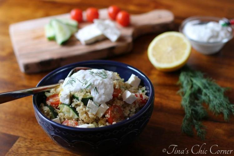 03Greek Quinoa Salad