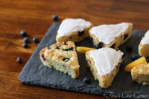 06Peach Blueberry Scones