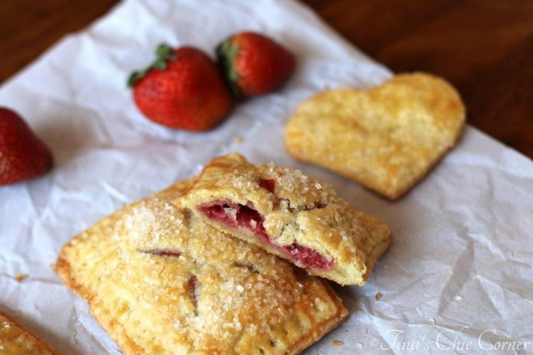 13Strawberry Hand Pies
